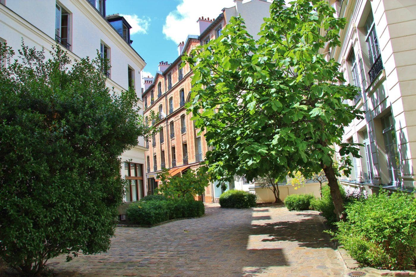Les passages secrets de St Germain