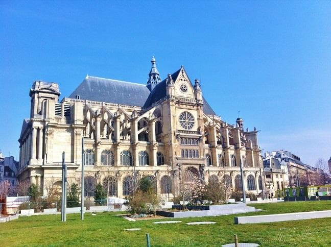 Photo Saint Eustache
